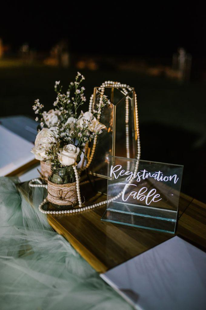 The Wedding Of David & Mey by Dona Wedding Decoration & Planner - 016