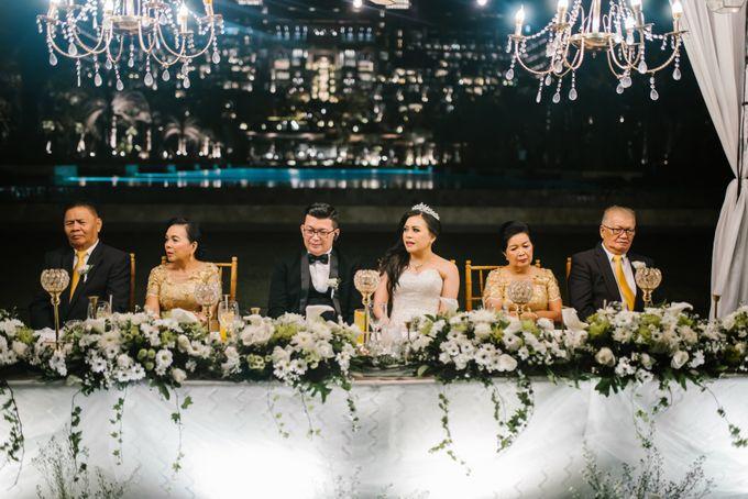 The Wedding Of David & Mey by The Apurva Kempinski Bali - 002