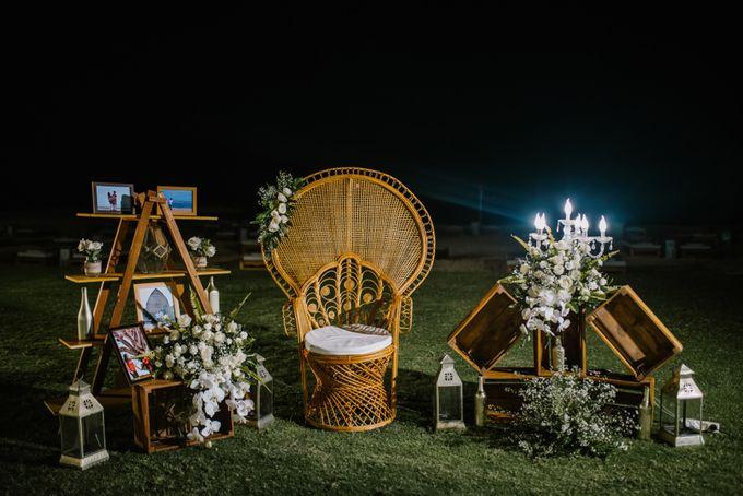 The Wedding Of David & Mey by Dona Wedding Decoration & Planner - 019