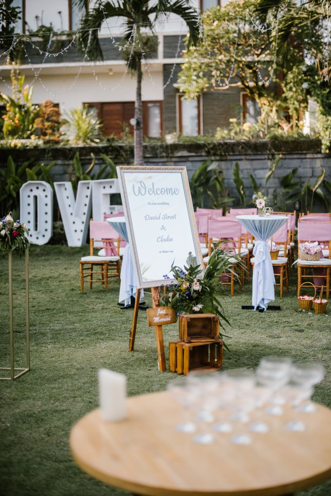 The Wedding of David & Clodia by Miracle Wedding Bali - 038
