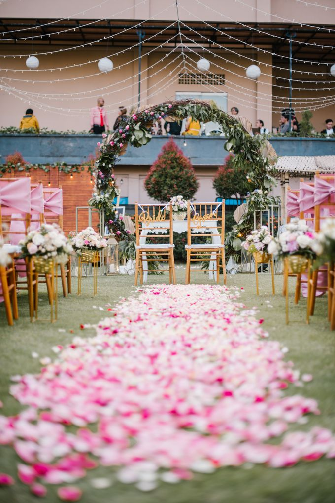 The Wedding of David & Clodia by Miracle Wedding Bali - 025