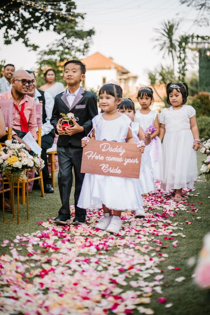 The Wedding of David & Clodia by Miracle Wedding Bali - 033
