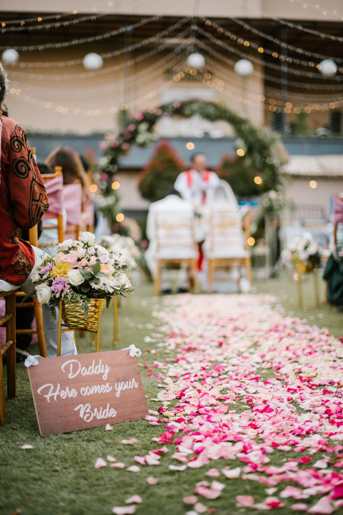 The Wedding of David & Clodia by Miracle Wedding Bali - 030