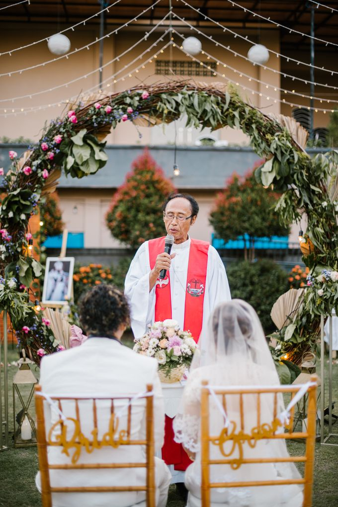 The Wedding of David & Clodia by Miracle Wedding Bali - 031