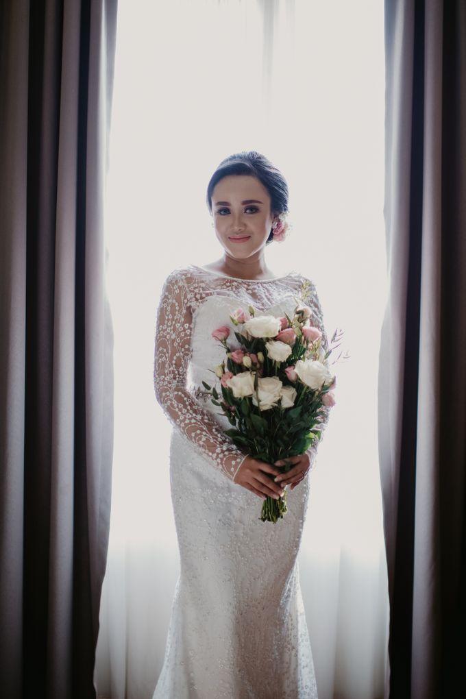 Niken Gilang Holy Matrimony At Gereja Katolik Santa Perawan Maria Ratu Warna Project Bridestory