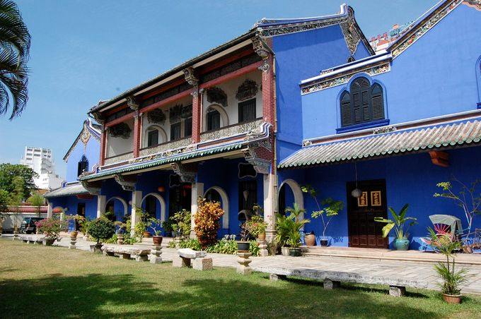 Cheong Fatt Tze - The Blue Mansion by Cheong Fatt Tze - The Blue Mansion - 008