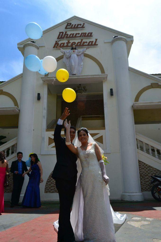 Wedding Gown by N Glam Bridal - 002
