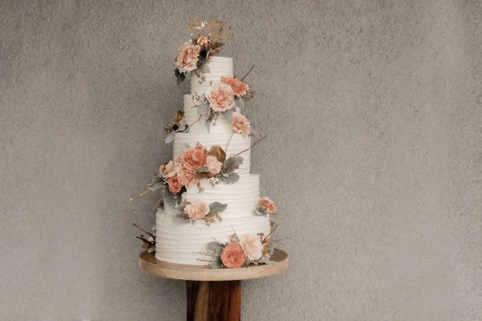 The Wedding of Winson & Jennifer by KAIA Cakes & Co. - 003