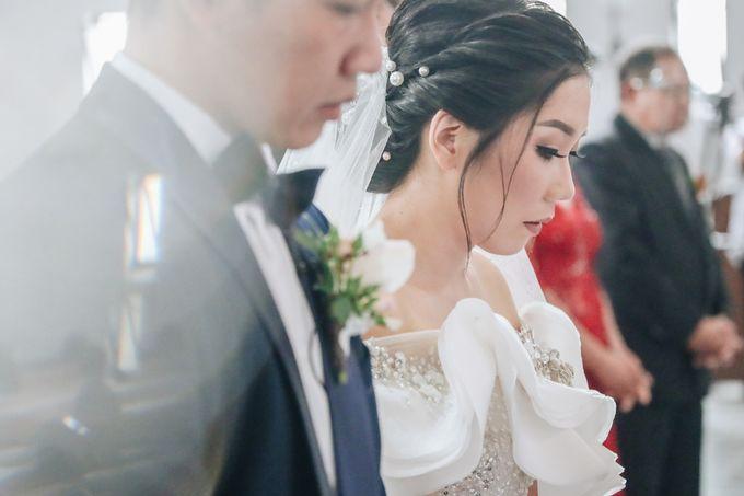 William & Selvi Wedding at Hilton Hotel by PRIDE Organizer - 018