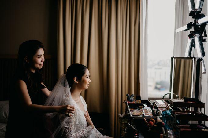 SATWIKO & ELISA - WEDDING DAY by Winworks - 005