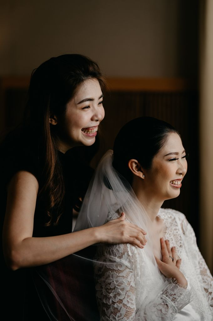 SATWIKO & ELISA - WEDDING DAY by Winworks - 003