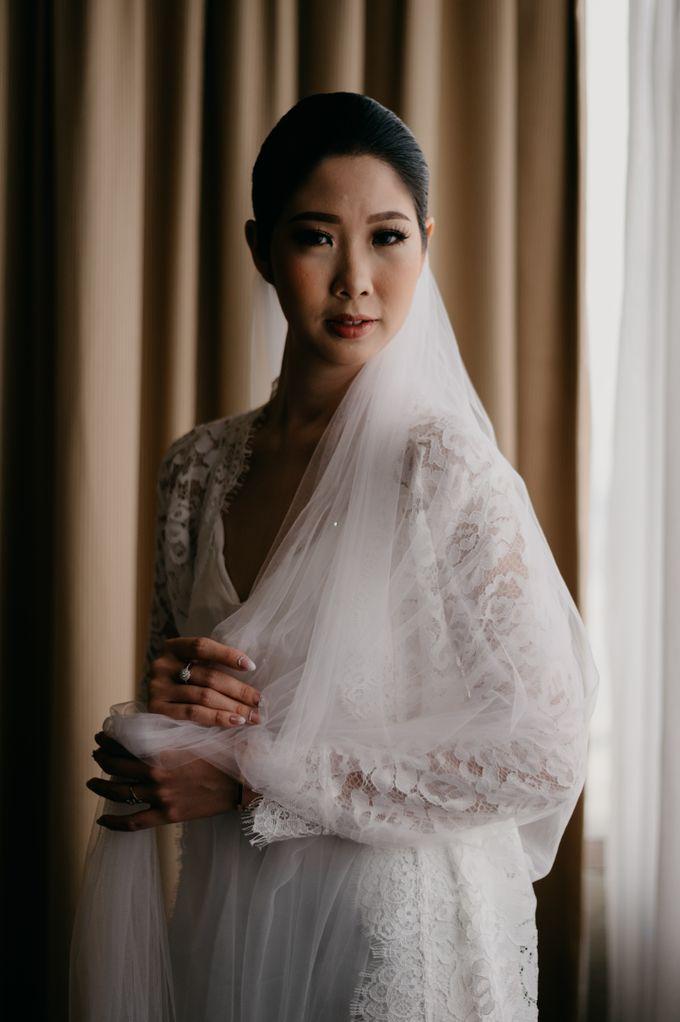SATWIKO & ELISA - WEDDING DAY by Winworks - 006