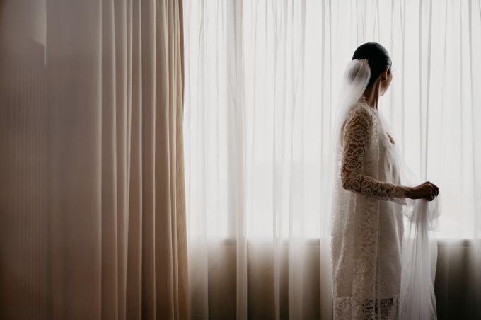 SATWIKO & ELISA - WEDDING DAY by Winworks - 007