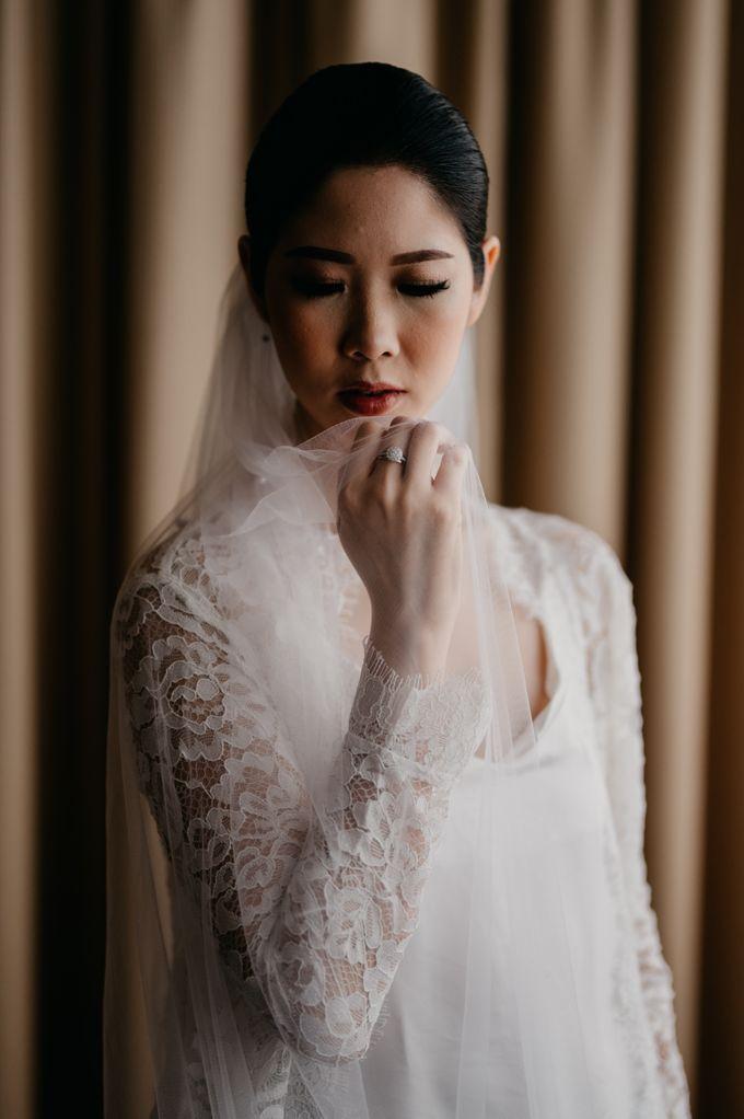 SATWIKO & ELISA - WEDDING DAY by Winworks - 008