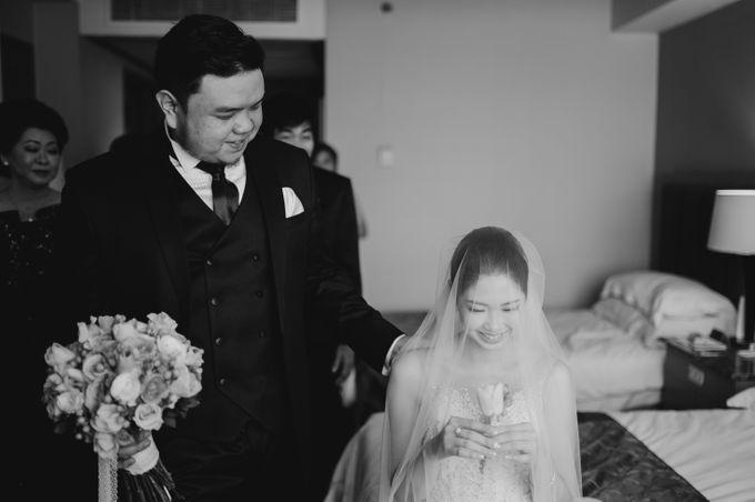 SATWIKO & ELISA - WEDDING DAY by Winworks - 015
