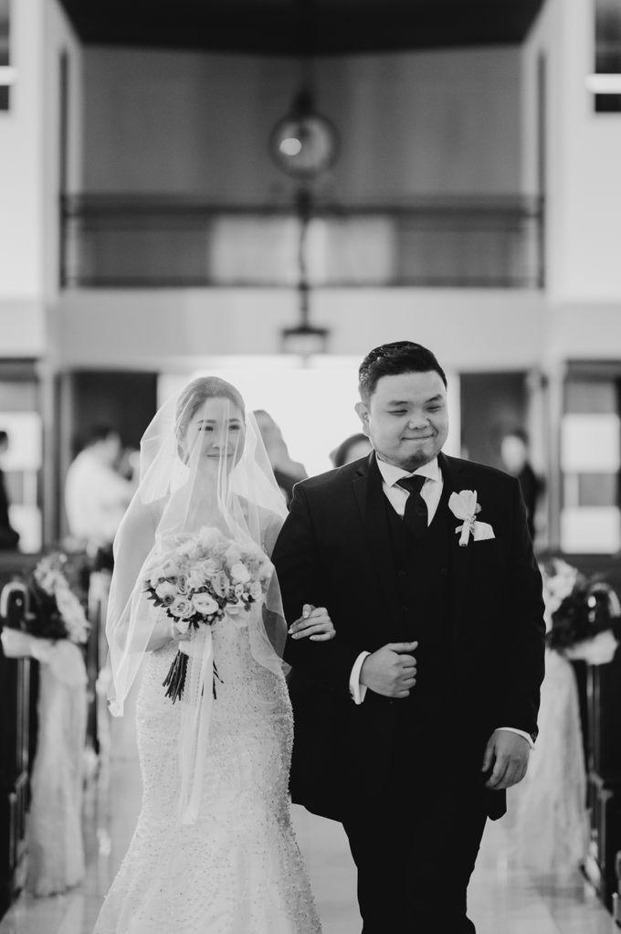 SATWIKO & ELISA - WEDDING DAY by Winworks - 017