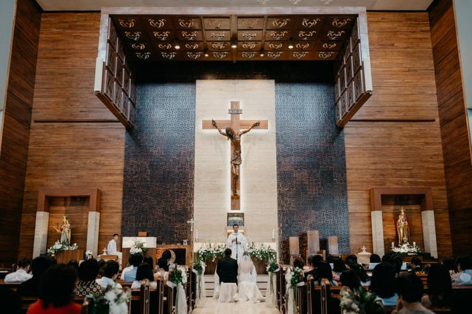 SATWIKO & ELISA - WEDDING DAY by Winworks - 018