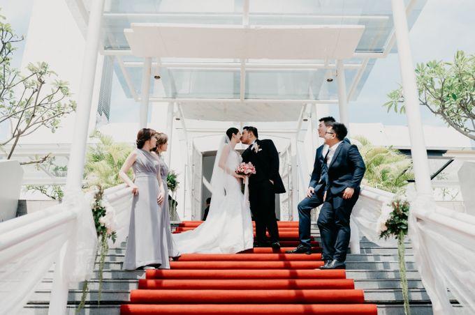SATWIKO & ELISA - WEDDING DAY by Winworks - 021
