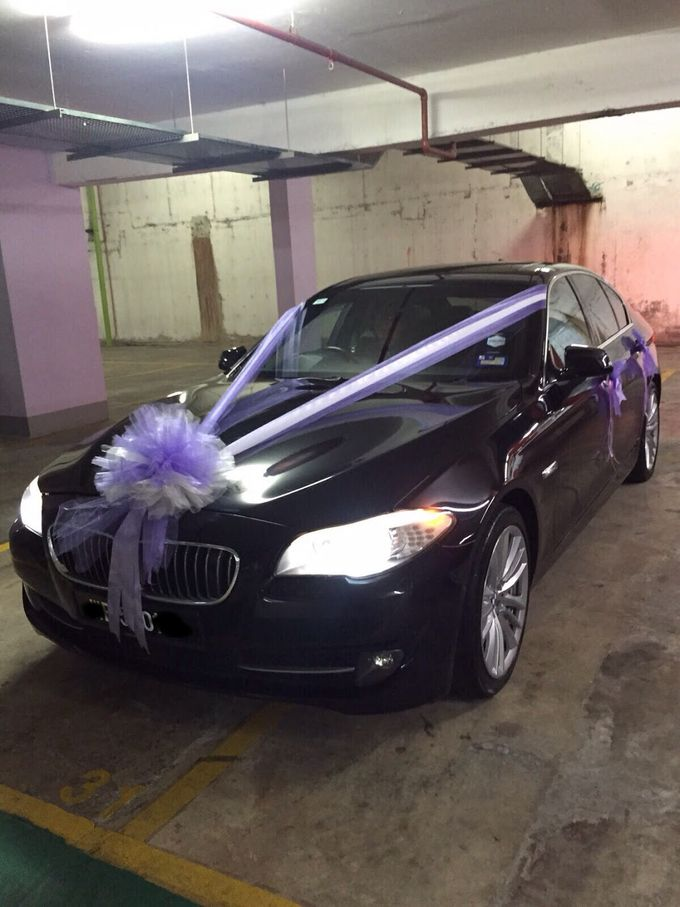 Wedding Car Rental Mercedes S Class by Hyperlux Dolce Vita Sdn Bhd - 002