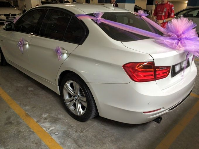 Wedding Car Rental Mercedes S Class by Hyperlux Dolce Vita Sdn Bhd - 003