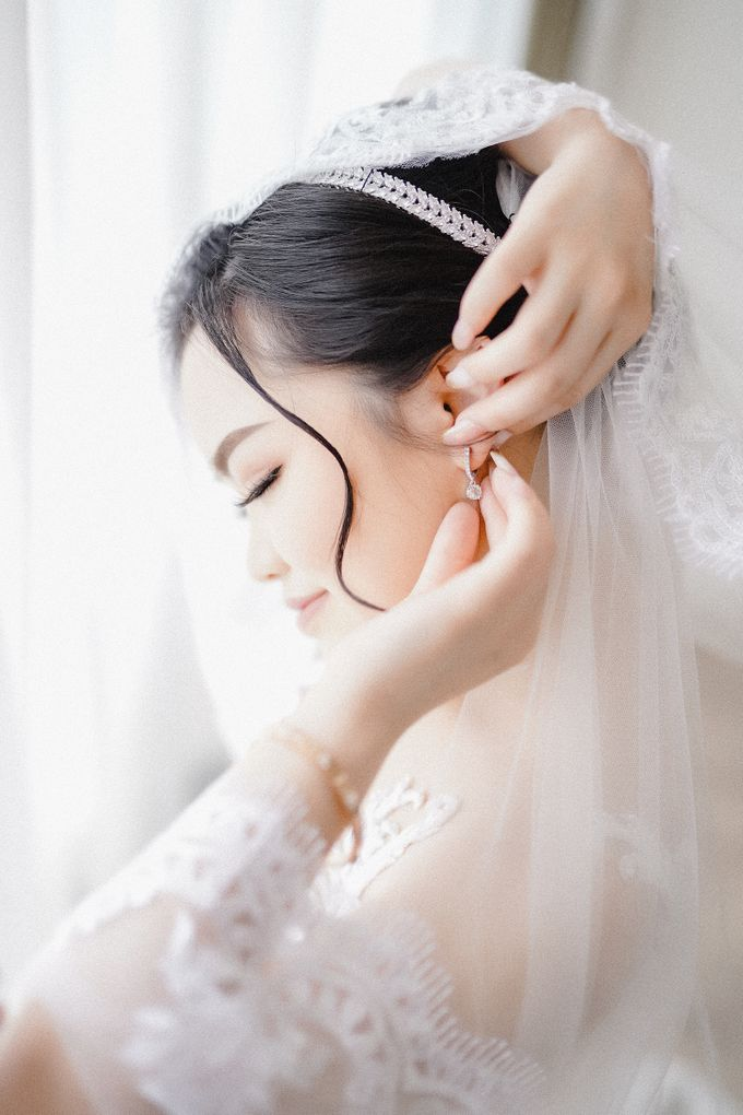 Wedding Day - Erwin & Sonia by Aniwa Pictures - 001