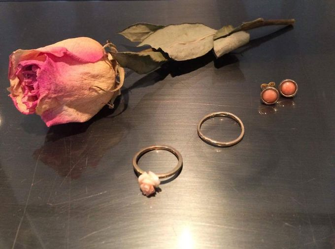 Handmade Jewelry  by Henriette Hornsleth - 006
