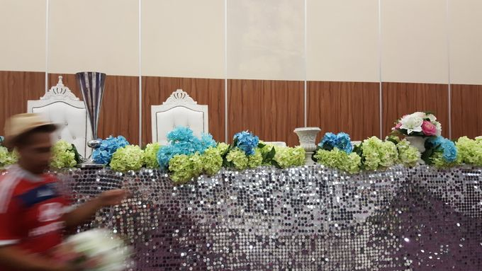 Wedding Reception by Sri Munura Catering Services - 023