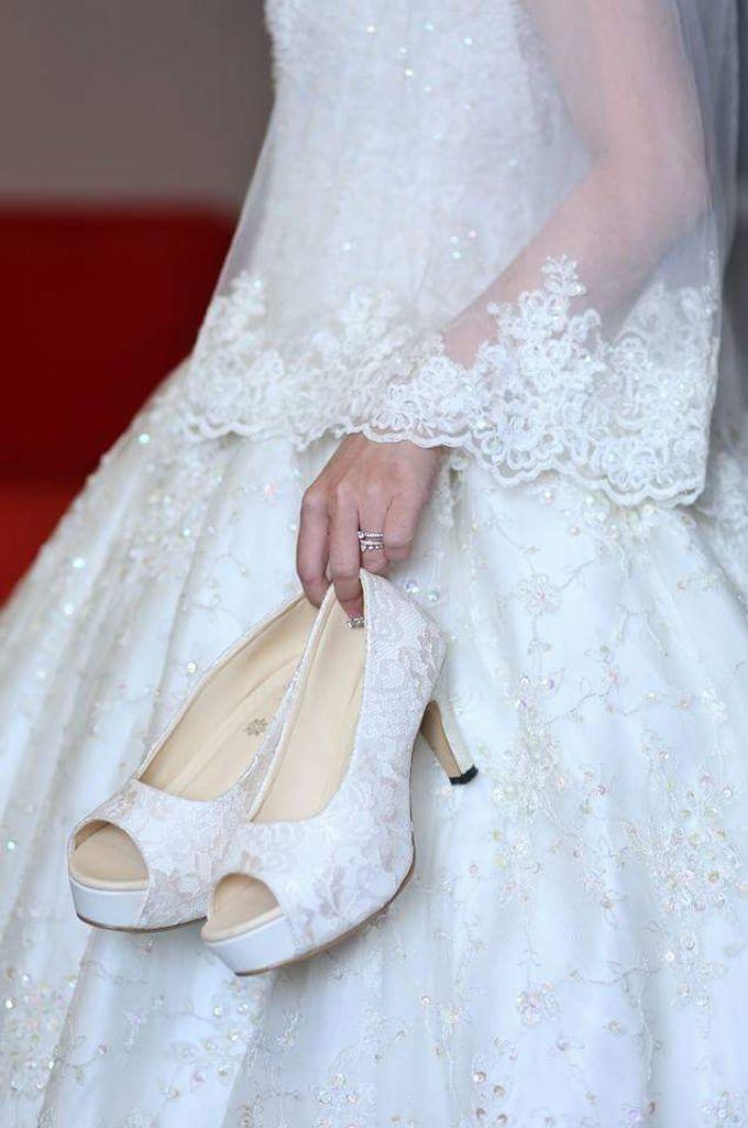 Wedding Day Of Gianzo & Stephanie by Edelweis Organizer - 009