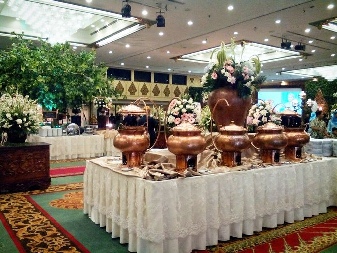 Catering Decoration by Alfabet Catering - 003