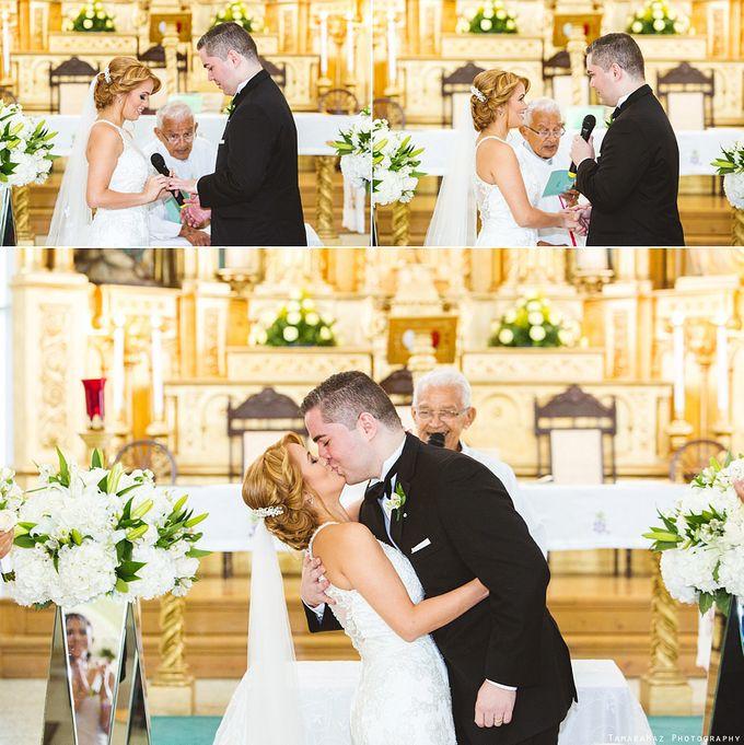 Classic Wedding by Tamara Maz - 010