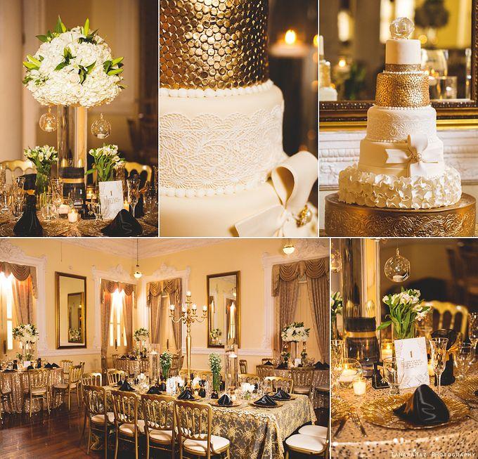 Classic Wedding by Tamara Maz - 011
