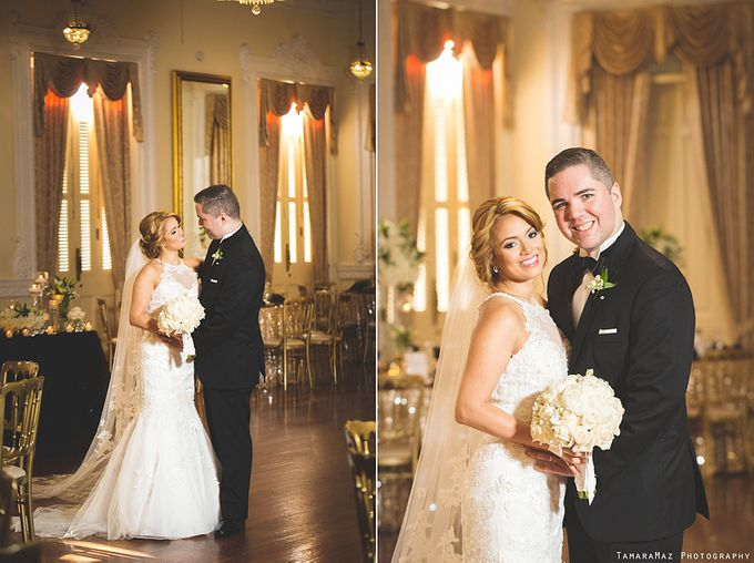 Classic Wedding by Tamara Maz - 012