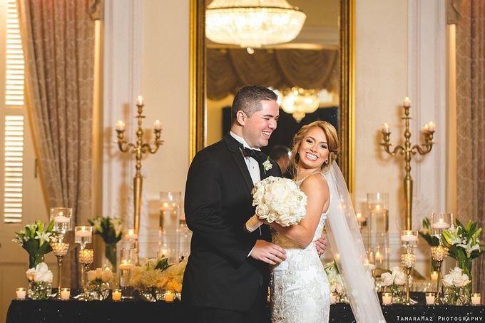 Classic Wedding by Tamara Maz - 013