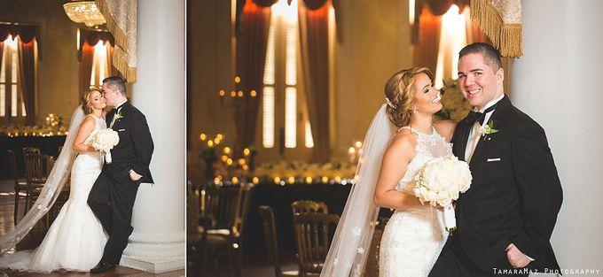 Classic Wedding by Tamara Maz - 014