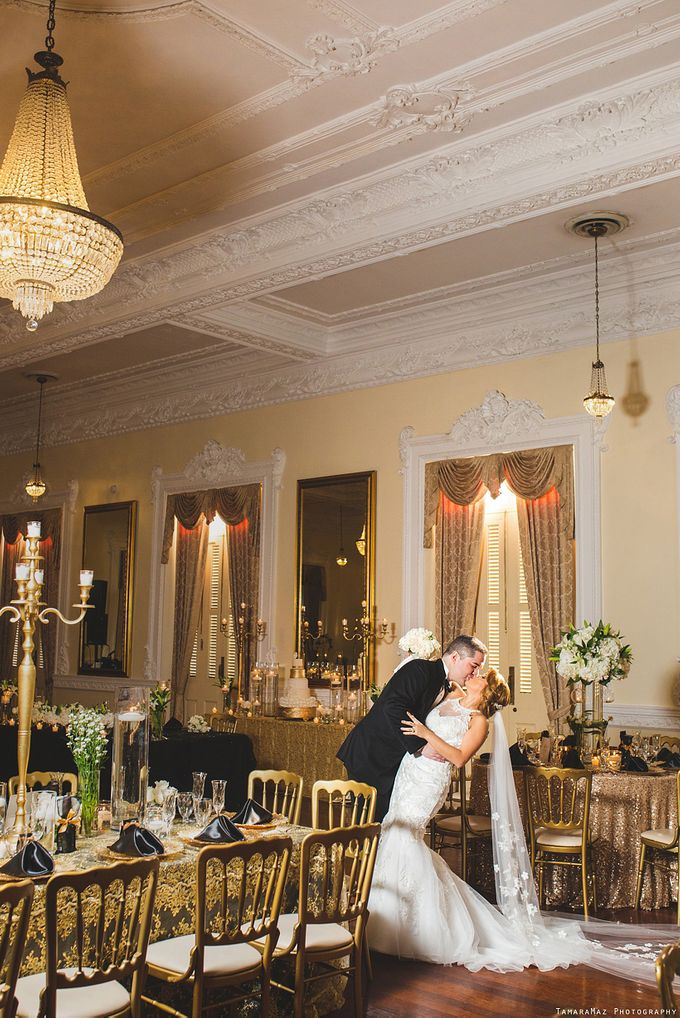 Classic Wedding by Tamara Maz - 015