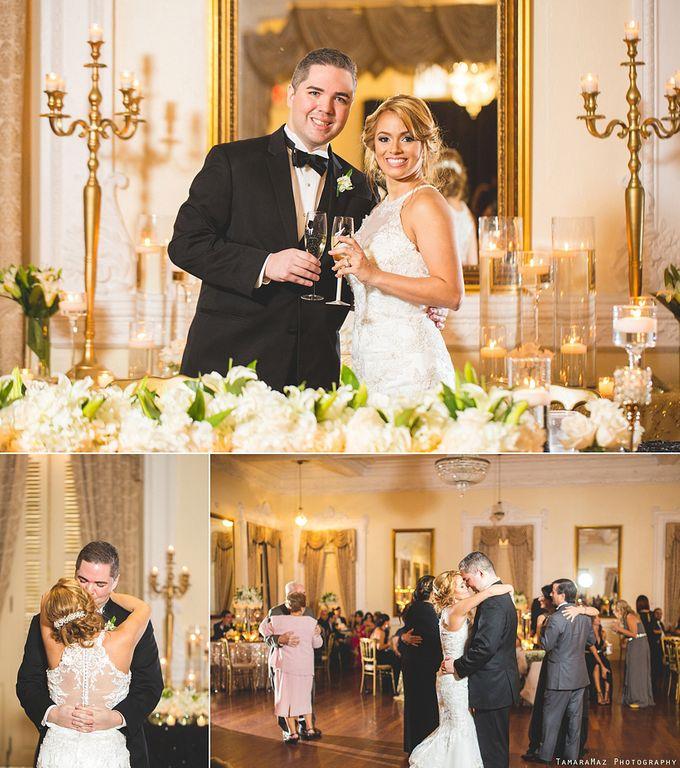 Classic Wedding by Tamara Maz - 016