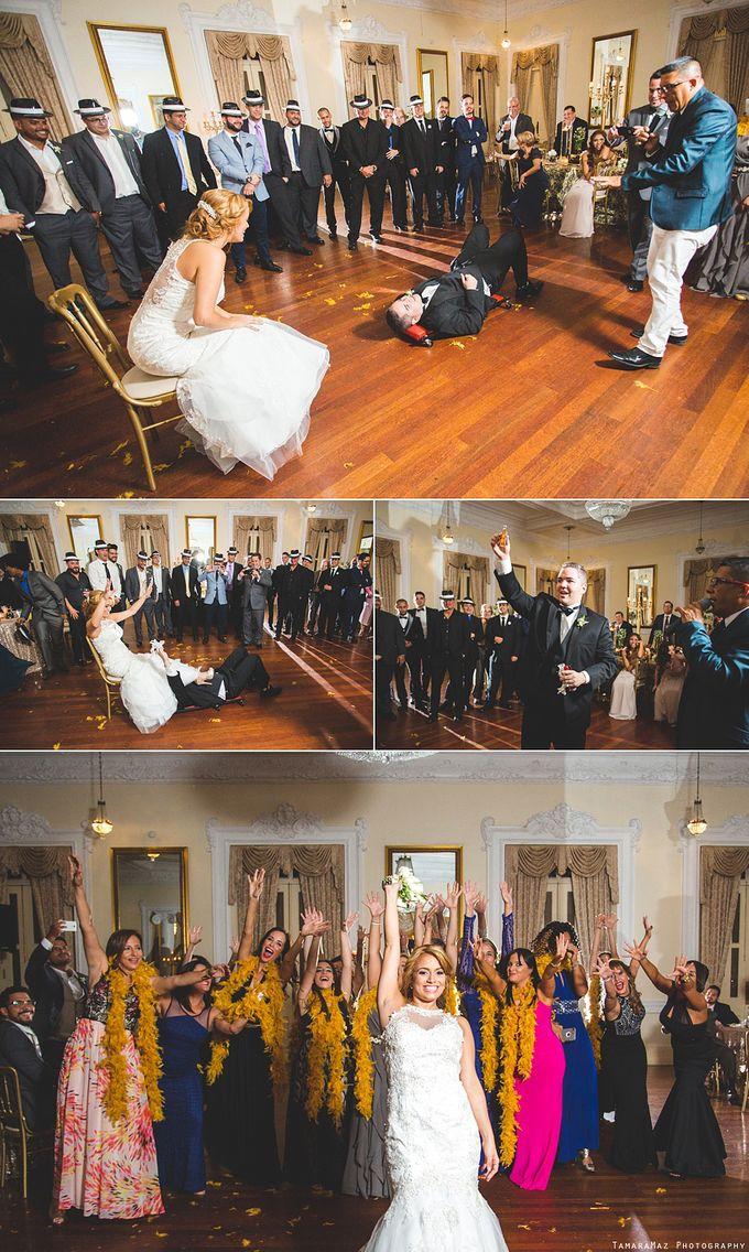 Classic Wedding by Tamara Maz - 018