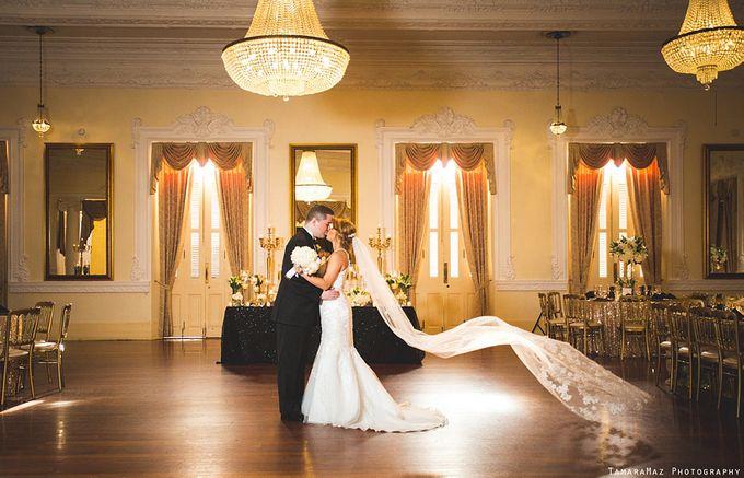 Classic Wedding by Tamara Maz - 001