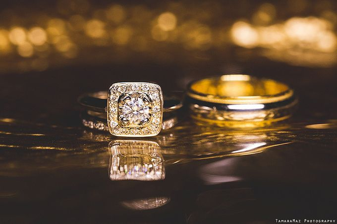 Classic Wedding by Tamara Maz - 020