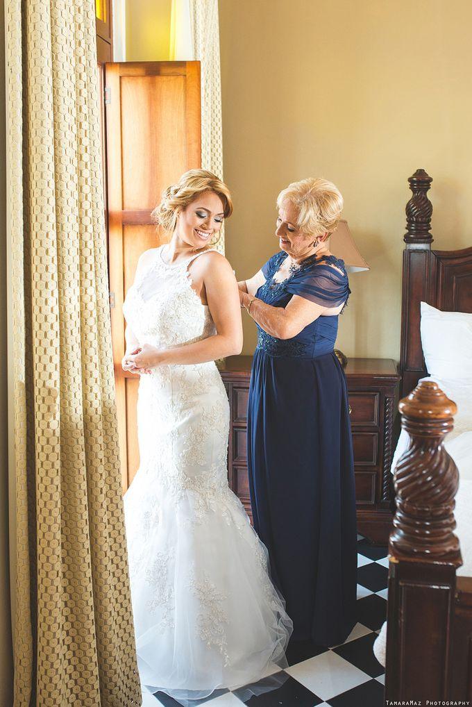Classic Wedding by Tamara Maz - 005
