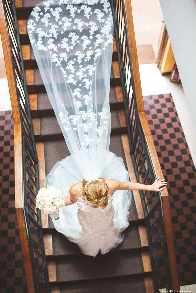 Classic Wedding by Tamara Maz - 008