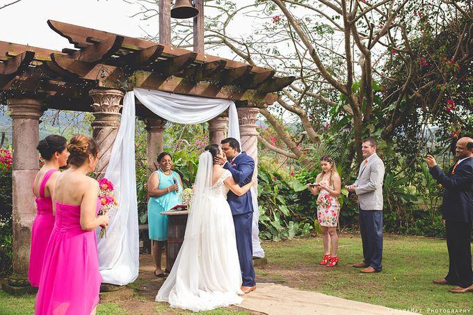 Hacienda Destination Wedding by Tamara Maz - 010