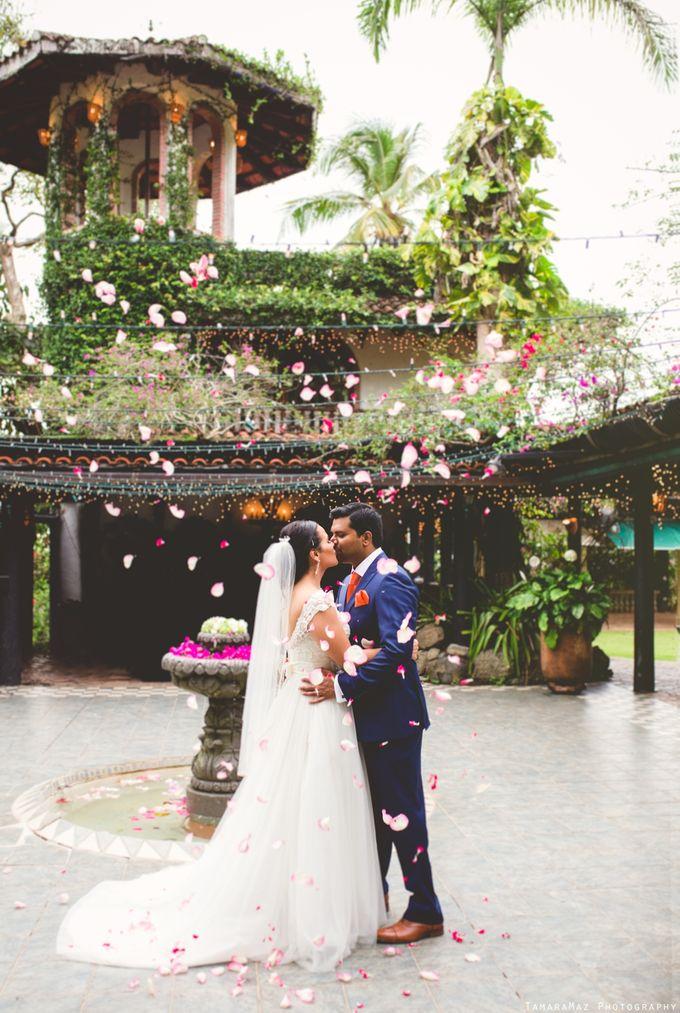 Hacienda Destination Wedding by Tamara Maz - 016
