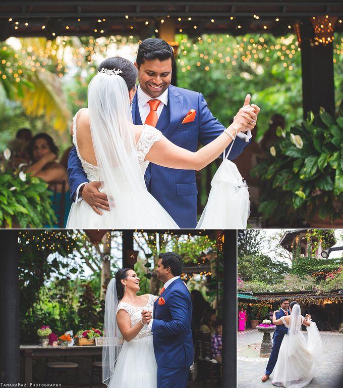 Hacienda Destination Wedding by Tamara Maz - 018