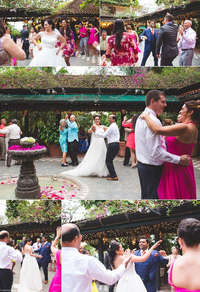 Hacienda Destination Wedding by Tamara Maz - 020