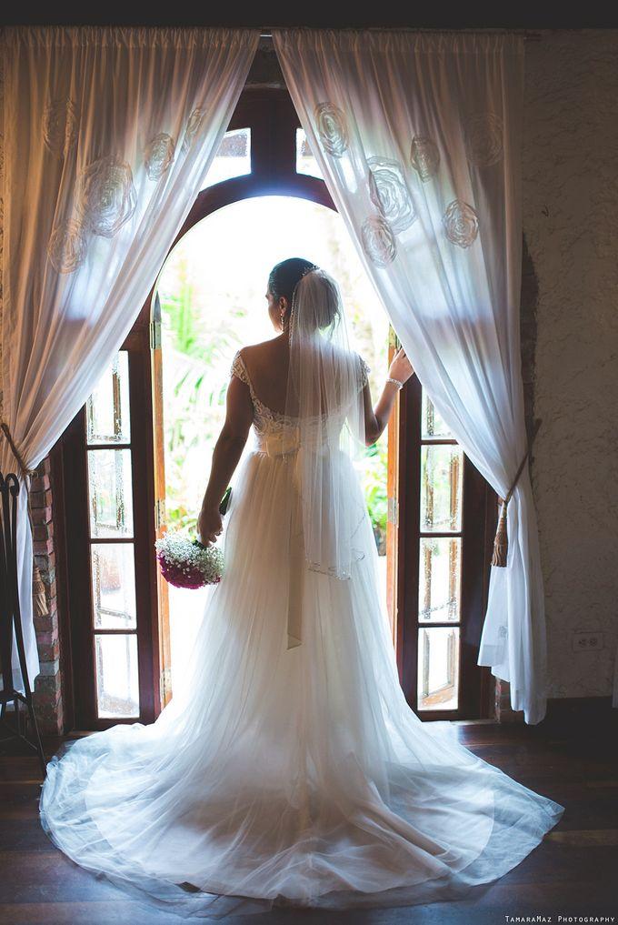 Hacienda Destination Wedding by Tamara Maz - 004
