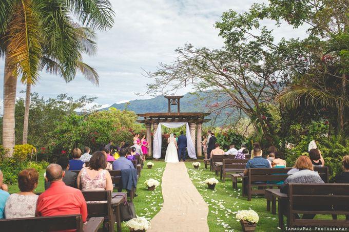 Hacienda Destination Wedding by Tamara Maz - 008