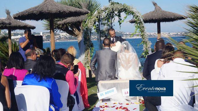 Wedding on the beach Marbella by Eventonova - 004