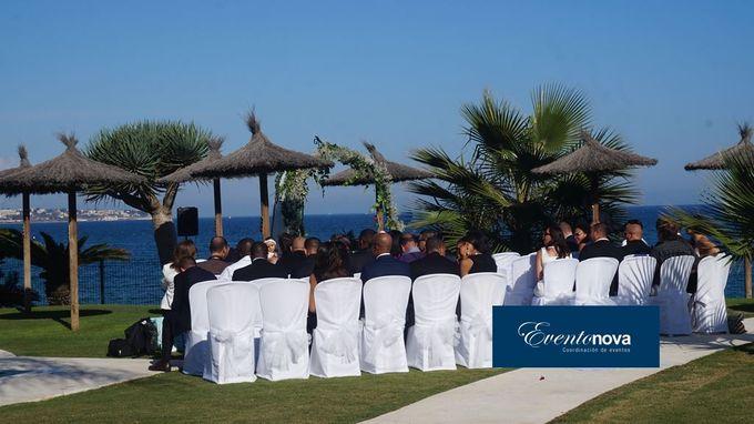 Wedding on the beach Marbella by Eventonova - 003