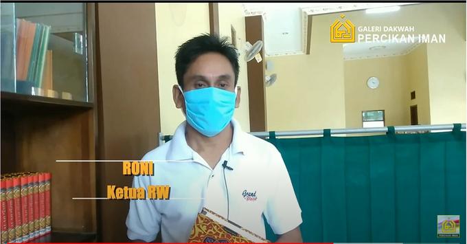 Reporter Wakaf Quran Percikan Iman by Panji Nugraha MC - 004